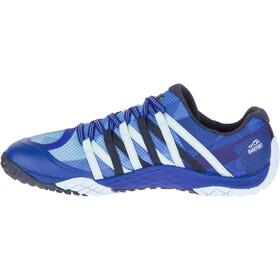Merrell Trail Glove 4 Shoes Dam blue sport